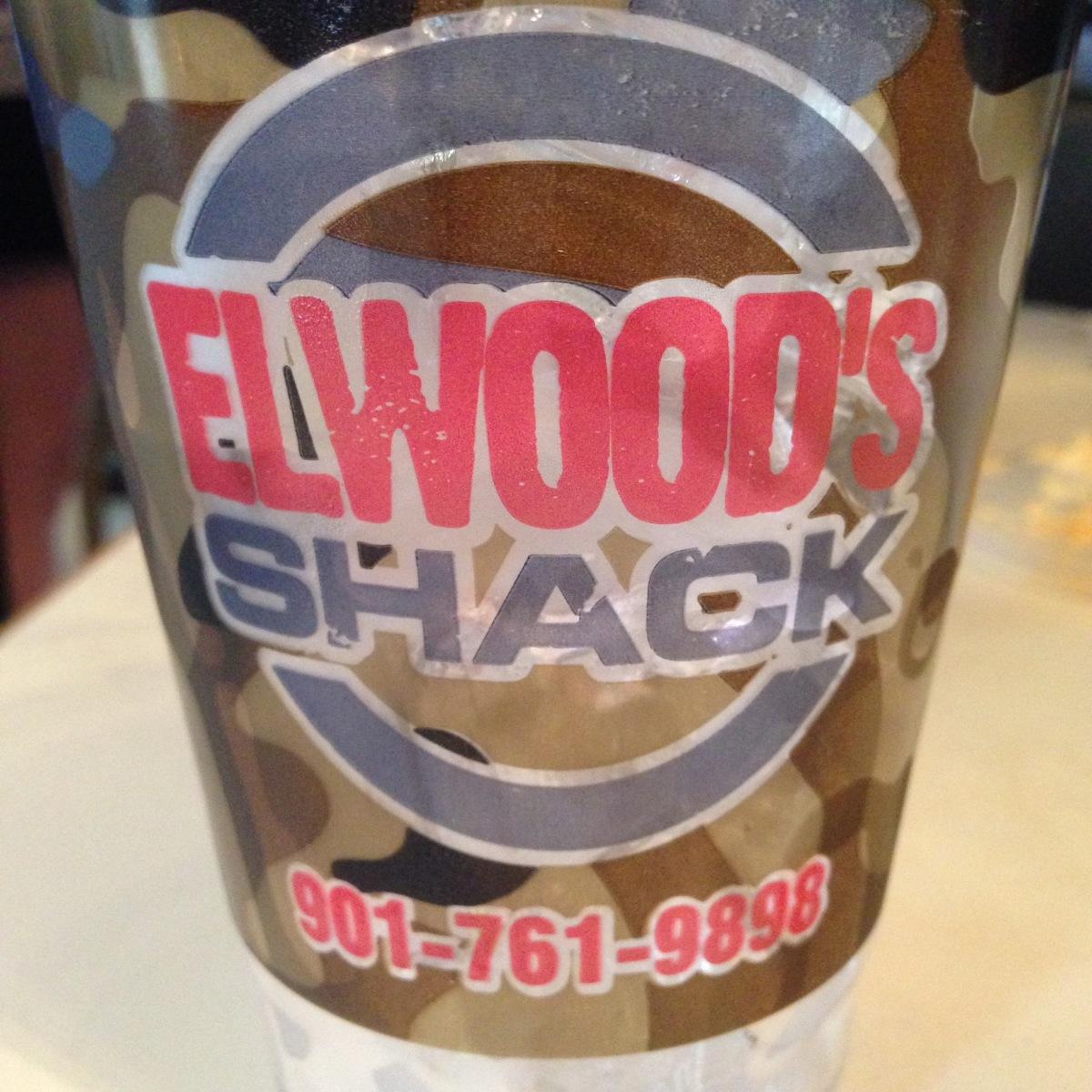 Elwood Shack's Debris Po'boy Sandwich