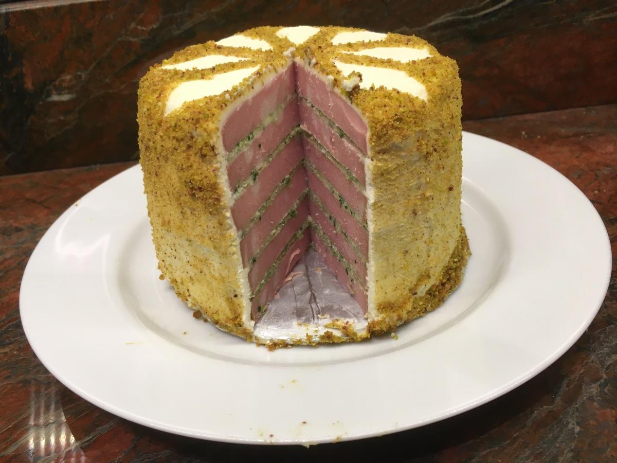 Torta Mortadella