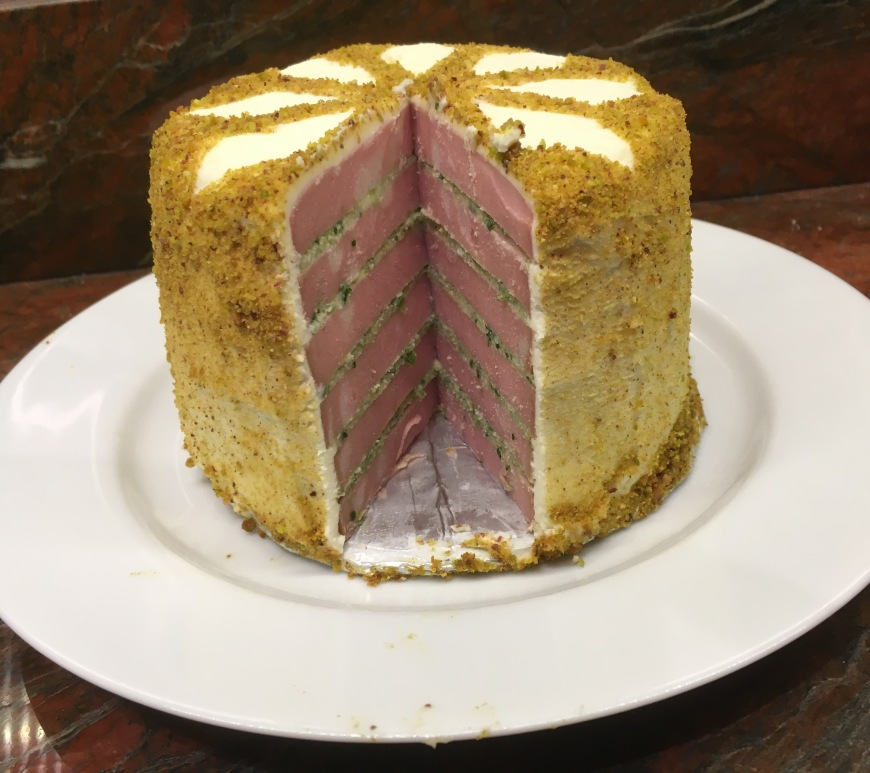 pescheria bologna cake - photo#14