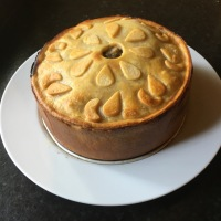 Raised English Meatpie