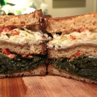 Recipe Reconstruction: Collard Green Melt