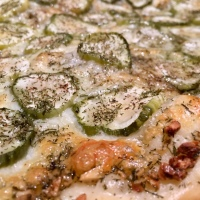 Dill Pickle Pizza . . . Seriously!