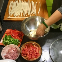 Learning to Make Lamian - Chinese Pulled Noodles
