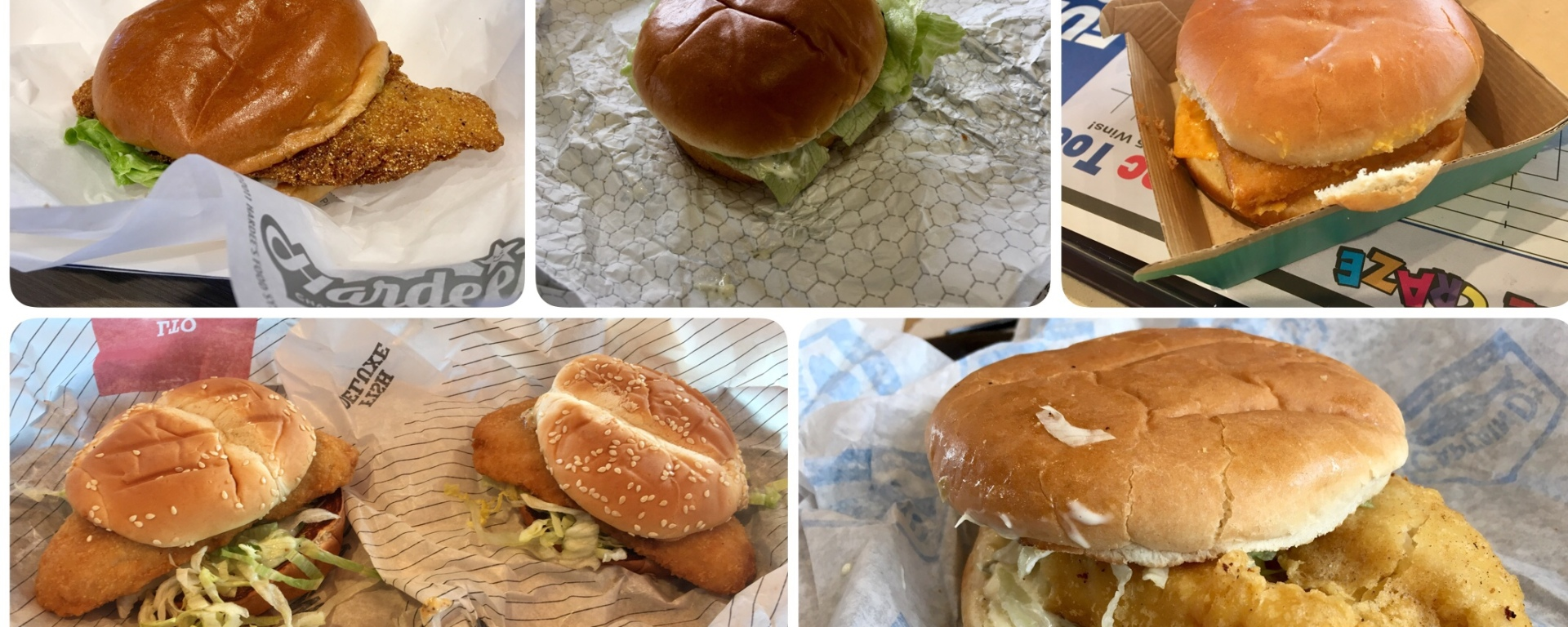 Best Fast Food Fish Sandwich 2020 Field Assignment: Lenten Fish Sandwich Tasting – Place at the Table